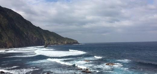 伊豆大島筆島