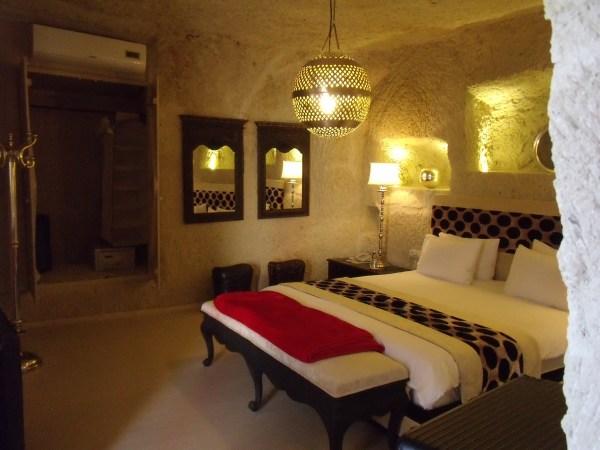 トルコ カッパドキア Hezen Cave Hotel