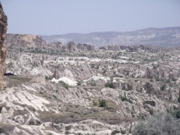 """トルコ カッパドキア オルタヒサル探検""""洞窟の街"""""""
