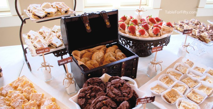 Creative Weddings – Try a Cookie Buffet