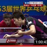 2015 WTTC (Ms-QF) ZHANG Jike - MIZUTANI Jun