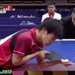 Zhu Linfeng vs Masaki Yoshida (WUG 2017) [Team Final]