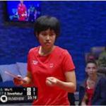 Wu Yang vs Suthasini Sawettabut 2017 T2 Asia Pacific Tabletennis League T2A