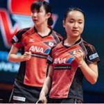 HAYATA Hina ITO Mima vs KHETKHUAN Tamolwan KOMWONG Nanthana WD R16 2017 Swedish Open
