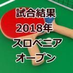 試合結果_スロベニアオープン_2018