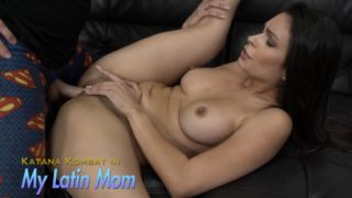 Katana Kombat – My Latin Mom