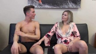 Velvet Skye – Watching Porn With My Mom