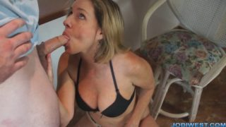 Jodi West – Mother Works Hard