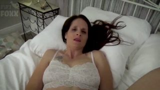 Christina Sapphire – Mom And Son Share A Bed