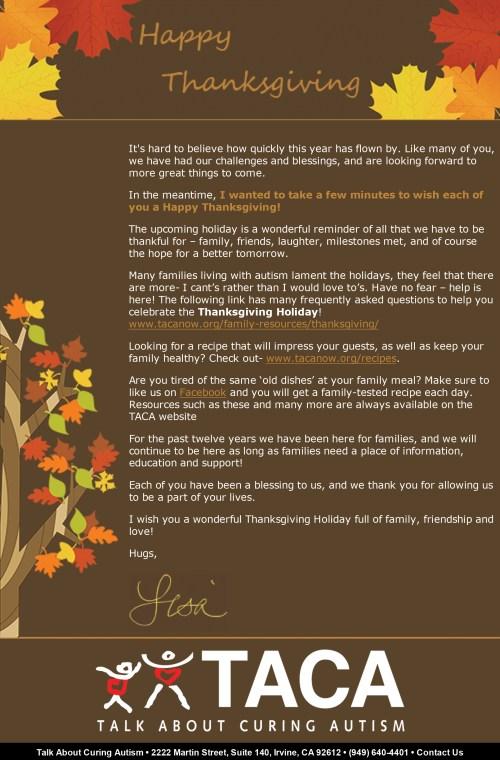 Medium Of Happy Thanksgiving Blessings