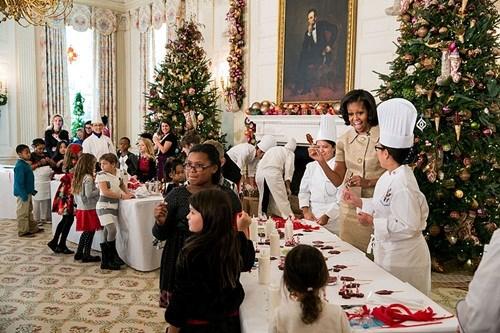 Công việc của những đầu bếp ở Nhà Trắng là đảm bảo cho chính trị gia khi về nhà được thật sự thoải mái, hạnh phúc với món ăn họ được phục vụ.