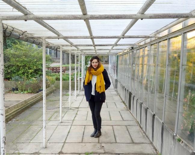 tache de rousseur blog voyage copenhague jardin botanique4