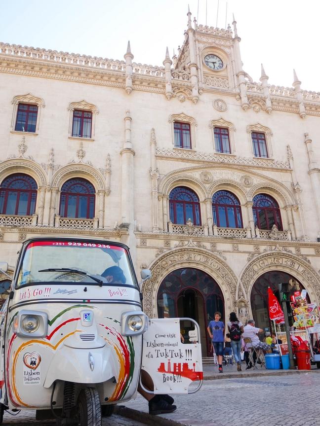 Blog Tache de Rousseur - Lisbonne juin 2015-1