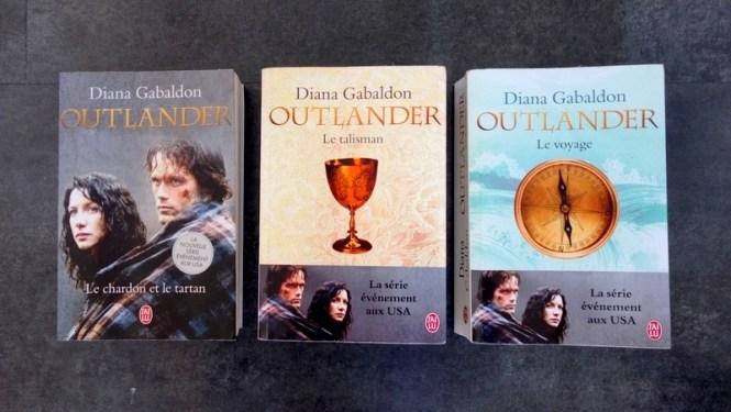 Lecture 1 - Blog Tache de Rousseur (Outlander, Les Visages de Victoria Bergman, Petites recettes de bonheur pour les temps difficiles) (3)