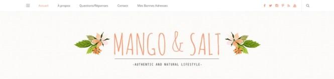 Tache de Rousseur - Mes blogs Green préférés - Mango & Salt