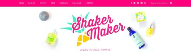 Tache de Rousseur - Mes blogs Green préférés - Shakermaker