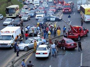 Най-опасните градове за шофиране