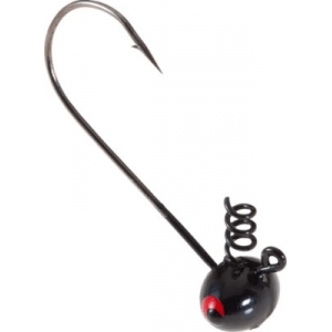 Cabela's Fisherman Series Finesse Football Jig - Black