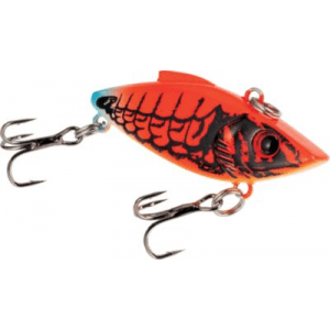 Cabela's Fisherman Series Mini Rattling Shad - Black