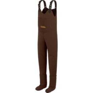 Cabela's Men's 3mm Lightweight Stockingfoot Waders Regular - Brown (XL)