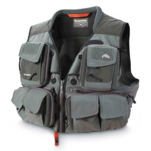 Simms G3 Guide Vest-S-Khaki