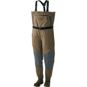 Cabela's Instinct Men's Accelerator Chest Waders with 4MOST DRY-Plus Regular - Dark Brown (11)