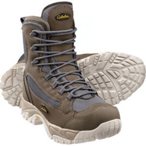Cabela's Men's Bonesneaker Wading Boots - Brown/Grey (12)