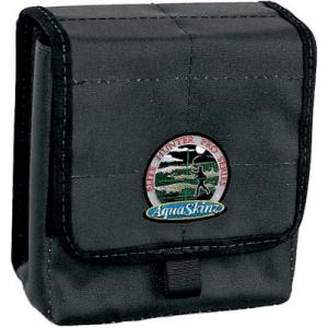 AquaSkinz Elite Hunter Bucktail Tin Pouch - Stainless (BUCKTAIL & TIN POUCH)