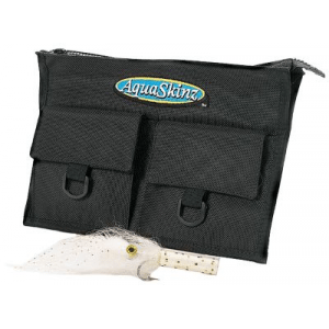 AquaSkinz Large Belt Pouch - Stainless (LARGE)