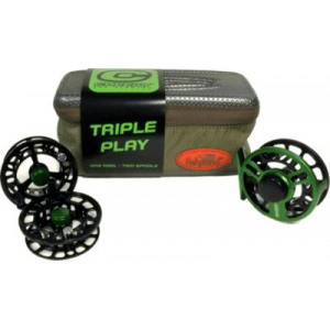 Cheeky Boost Triple-Play Fly Reel
