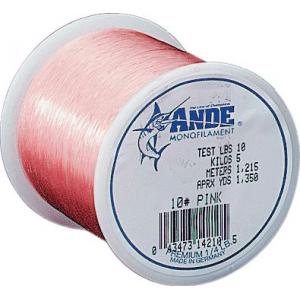 Ande Premium Monofilament - Pink
