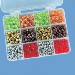 Cabela's 1000-Piece Bead Assortment - Chartreuse