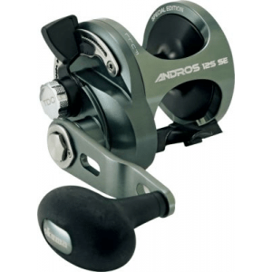 Okuma Andros SE Casting Reel - Stainless
