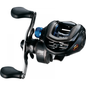 Lew's Speed Spool Inshore LFS Casting Reels - Stainless