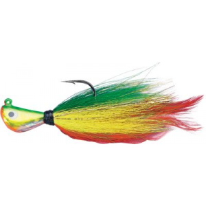 Cabela's Super Striper Bucktail Jigs - Black Nickel