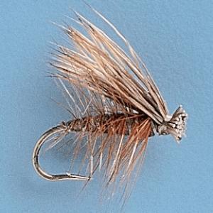 Cabela's Brown Elk Hair Caddis Dry Flies - Per Dozen