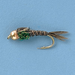 Cabela's Gold Bead Pheasant Tail Nymphs - Per Dozen