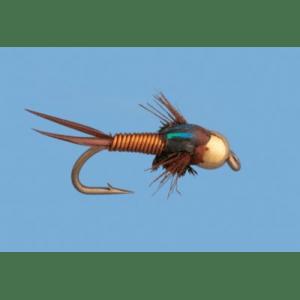 Cabela's Montana Fly Copper John - Per Dozen