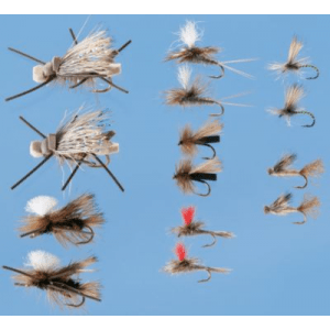 Cabela's Pro Guide Dry Fly Assortment