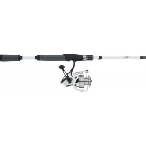 Cabela's Tournament ZX/Quantum Accurist PT Spinning Combo - Stainless Steel