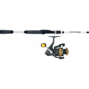 Cabela's Prodigy/Tournament ZX Spinning Combo - Stainless Steel