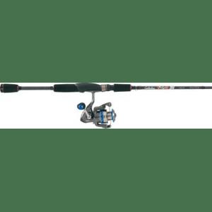 Cabela's Pro Guide/Okuma Hardstone Spinning Combo - Stainless Steel