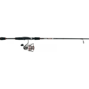 Cabela's Abu Garcia Orra 2S Pro Guide Spinning Combo - Stainless Steel
