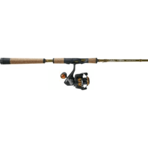 Cabela's Prodigy Walleye Spinning Combos - Stainless Steel