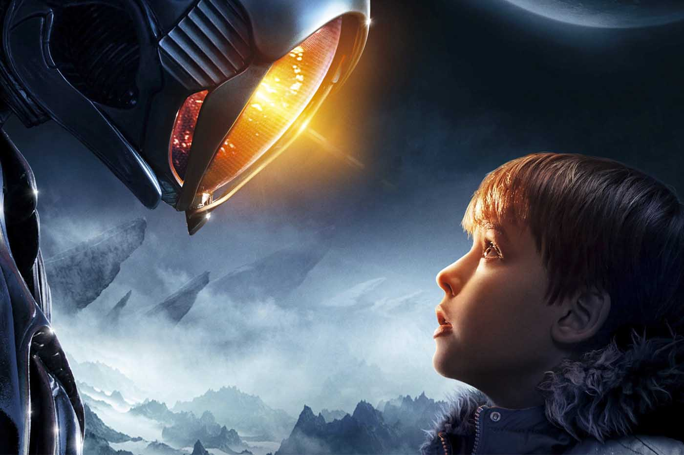 Critica Lost in space 2018 Netflix