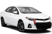 Toyota Corolla Audio Products