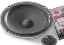 Focal Integration 165 VRS Component Speakers Toyota Tundra