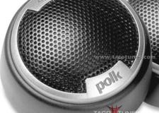 Polk Audio DB1001 Tweeters Toyota Tundra
