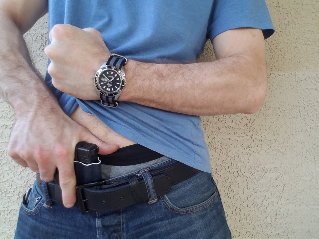 hank s belts review the best leather concealed carry gun