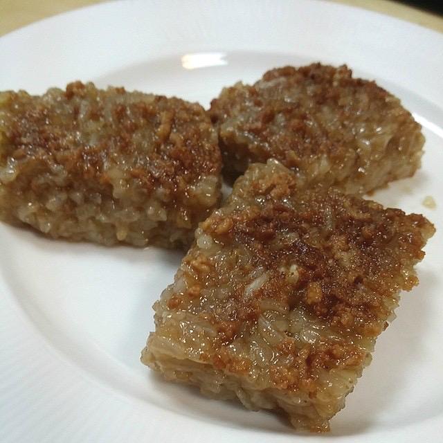 Biko (Filipino Rice Treat)